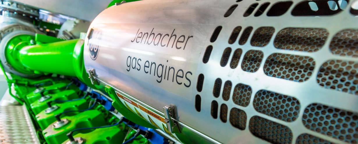 Поставка и сервис GE Jenbacher, паровых котлов Clayton и Vapor